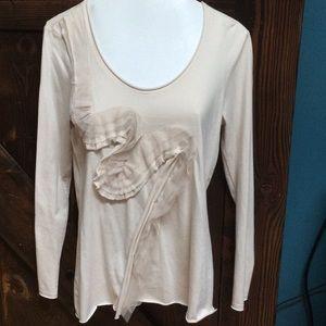💋 4/$30 Vera Wang long sleeve top